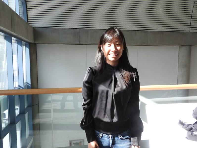 Maureen Fan, CEO of Baobab, a VR film studio.