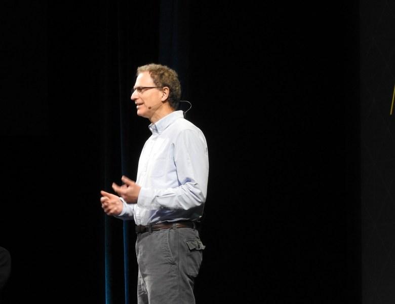 Mike Abrash of Oculus