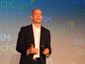 Simon Segers, CEO of ARM