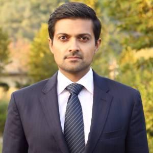 Mamoon Hamid, partner at Social Capital.