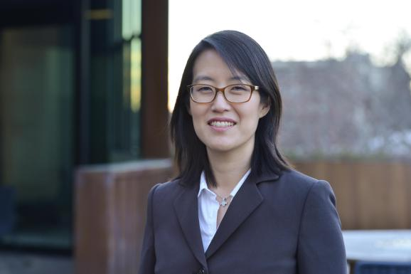 Ellen Pao on Silicon Valley in 2017: 'It does take a village for change to occur'