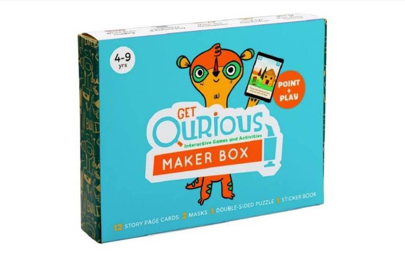 Get Qurious Maker Box costs $25.