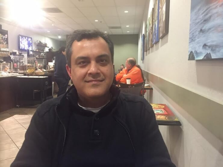 Raheel Hasan, CEO of 1APP