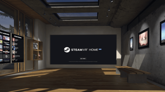SteamVR's automated GPU and headset decision optimizer makes VR smoother