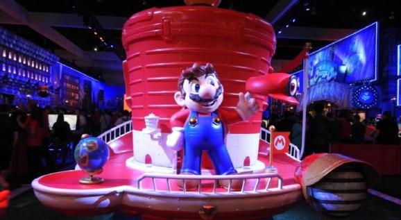 Nintendo confirms Super Mario animated movie and Mario Kart cellular sport
