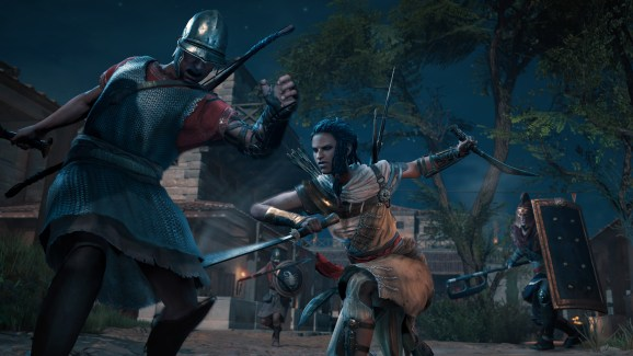 Assassin's Creed: Origins pushes Ubisoft to $889.4 million in gross sales for vacation quarter