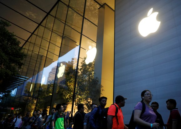 Apple and Ireland attain tax escrow deal as EU enchantment is ready for fall