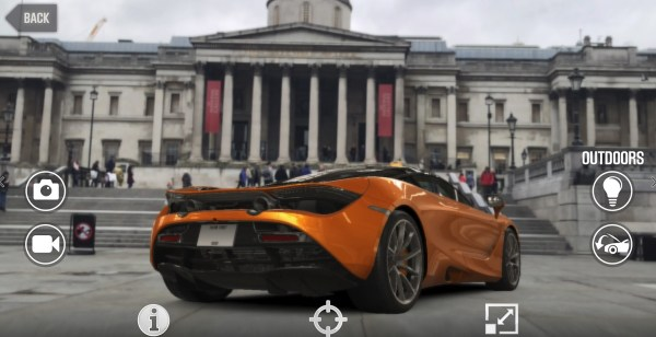 Zynga Lets You Show Off Your CSR 2 Race Cars With Augmented