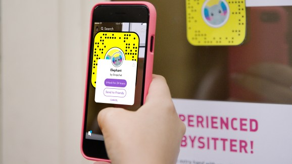 Snap's Accelerate startup program opens globally to spice up advert income from Snapchat