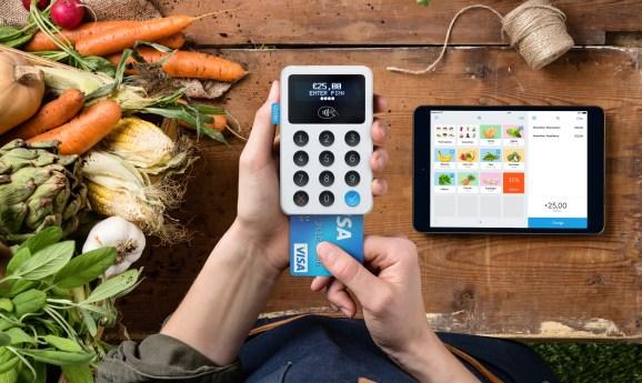 izettle_farmers_market_reader_visa PayPal's 5 biggest acquisitions before its $2.2 billion iZettle deal