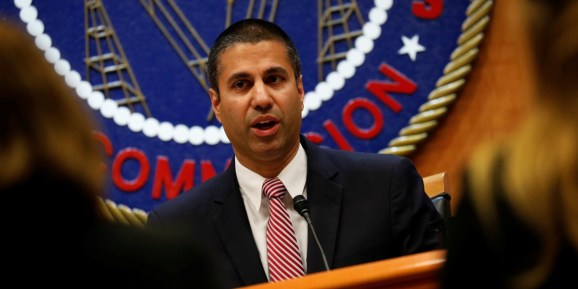 Democrats vow to drive vote on web neutrality