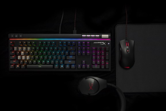 HyperX cuts some cords and provides some RGB lighting to its peripherals