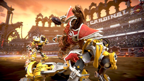 Mutant Football League launches for PlayStation 4 and Xbox One on January 19