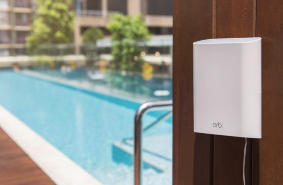 Netgear unveils $330 Orbi Outdoor Satellite for yard Wi-Fi
