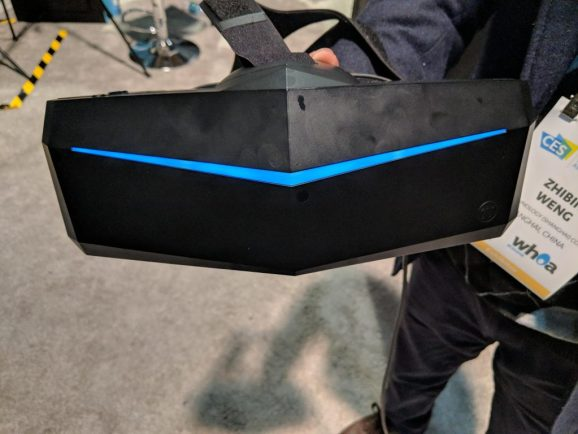 Pimax 8K VR headset delayed once more, refresh charge drops to 80Hz