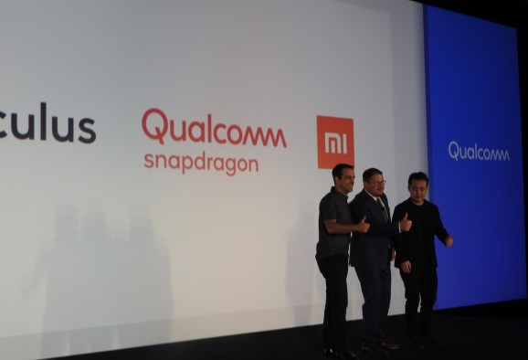 Qualcomm's chips will energy 20 extra VR headsets this yr, together with Facebook's Oculus Go