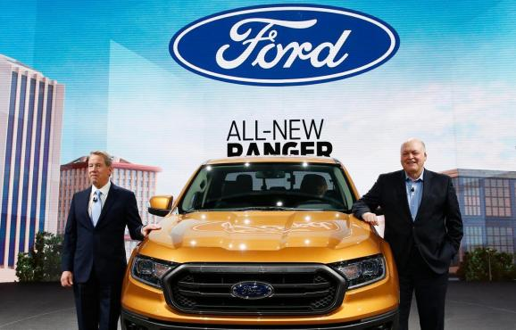 Ford to extend electrical automobile spend to $11 billion because it plans 40 EV fashions by 2022