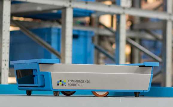 CommonSense Robotics raises $20 million so all on-line groceries can provide on-demand deliveries