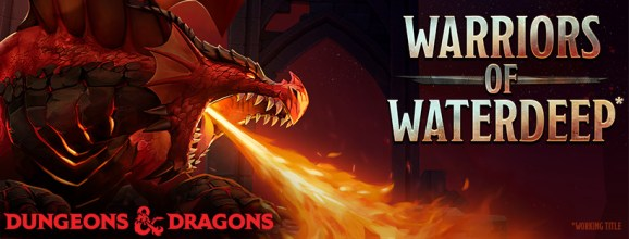 Warriors of Waterdeep is Dungeons & Dragons' return to cellular gaming
