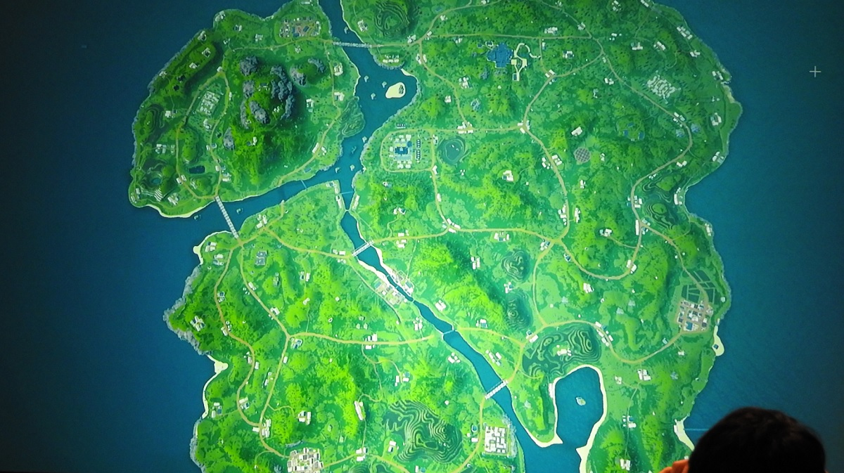 PlayerUnknown Brendan Greene points to PUBG s future after its     Above  A new PUBG map