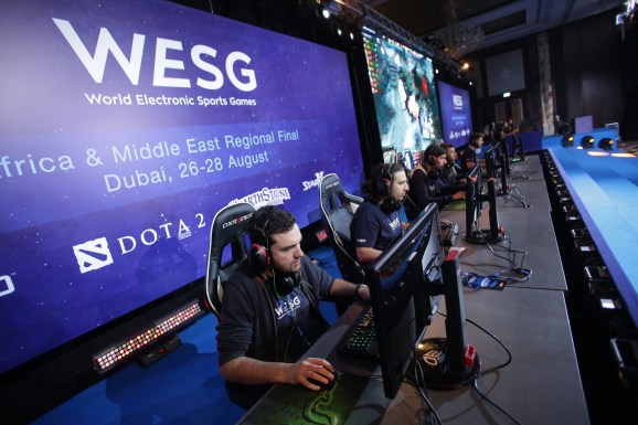 wesg_mena The Middle East is fertile ground for esports