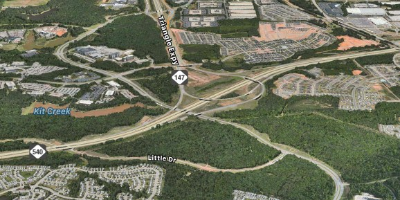 Apple reportedly eyes North Carolina for 'buyer middle', presumably new campus
