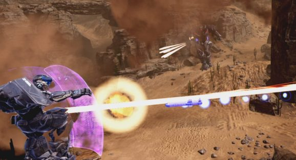 Archangel: Hellfire is an epic mech sport expertise for VR