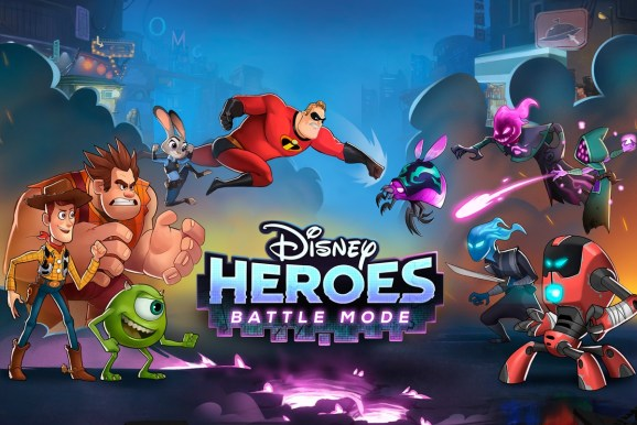disney-heroes-2 Disney and PerBlue launch Disney Heroes: Battle Mode