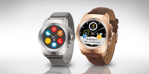 zetime-petite-vs-regular-mwc MyKronoz wants to build a Swiss watch empire for the smartwatch era