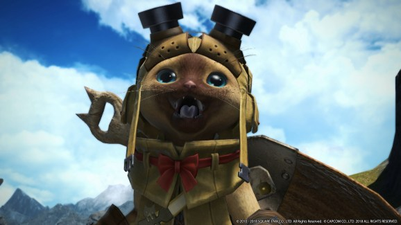 Final-Fantasy-XIV-x-Monster-Hunter-World-Felyne China's game-regulation mess is starting to hurt developers