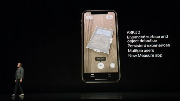 cebb4232d180 Apple s A12 Bionic chip runs Core ML apps up to 9 times faster ...