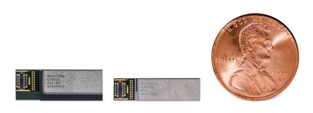 Qualcomm's latest 5G millimeter wave antennas are designed to fit inside smartphones and computers.