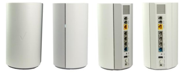 Inseego's 5G home router for Verizon.