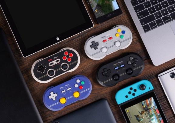 8BitDo's N30 Pro 2 controller offers more design options | Digital home