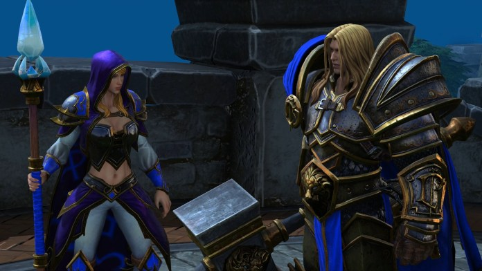 The Culling of Stratholme is an important part in Warcraft III's story.