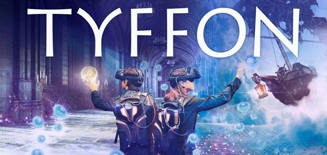 Tyffon has free roam VR.