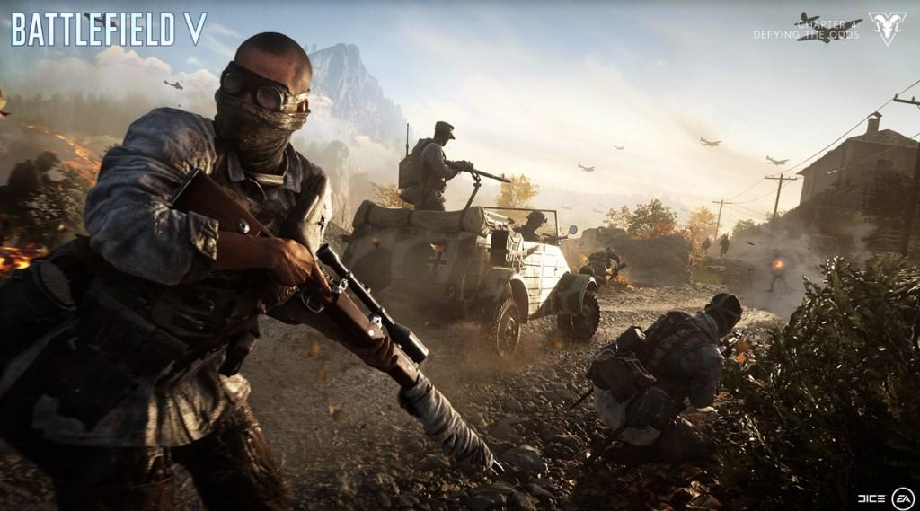 bfv 4 - Battlefield V: Breaking down the EA Play news from E3