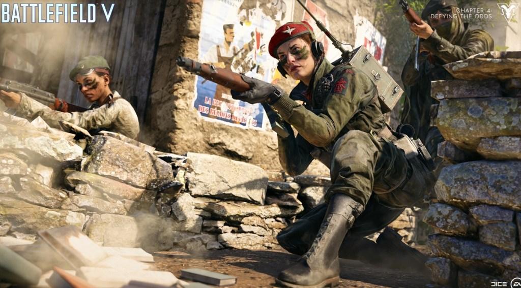 bfv 6 - Battlefield V: Breaking down the EA Play news from E3