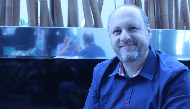 Artificial Intelligence: David Cage of Quantic Dream, creator of Heavy Rain, Beyond: Two Souls, and Detroit: Become Human.