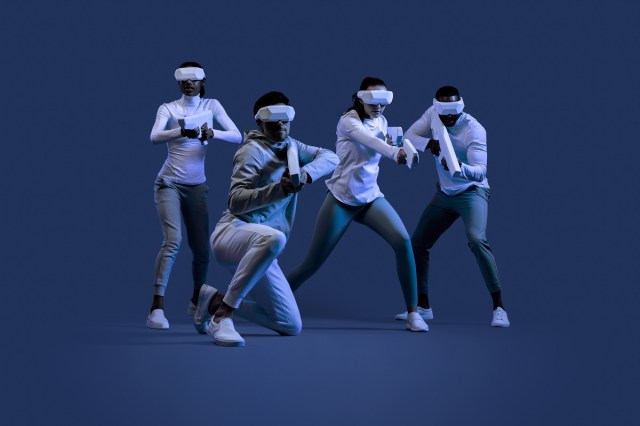 Sandbox VR is building lots of VR retail locations.