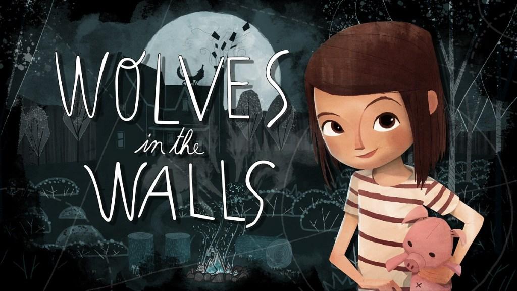 Η Lucy έχει διανύσει πολύ δρόμο από το πρώτο κεφάλαιο των Wolves in the Walls που έκανε το ντεμπούτο του στις αρχές του 2018.