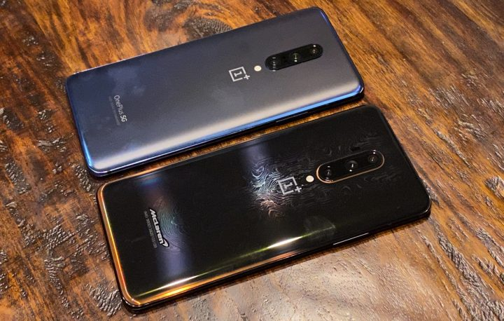 The OnePlus 7 and 7T Pro 5G models are less expensive than Apple's latest flagship iPhones.