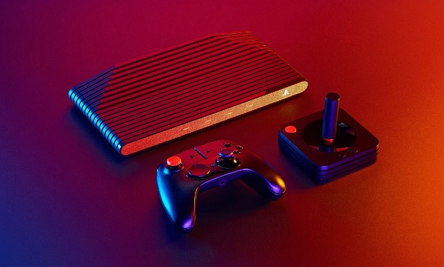 Atari VCS is scheduled to ship in March 2020.
