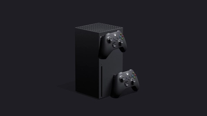 Xbox Series X width.