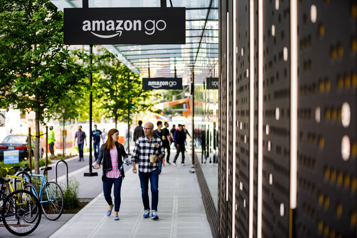 Computer vision, IoT sensors, and deep learning come together in Amazon's checkout-free Go stores.