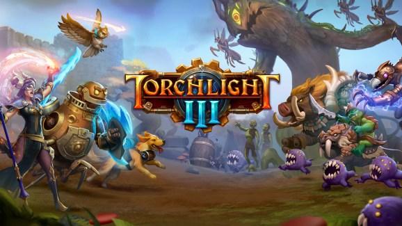 Torchlight III.