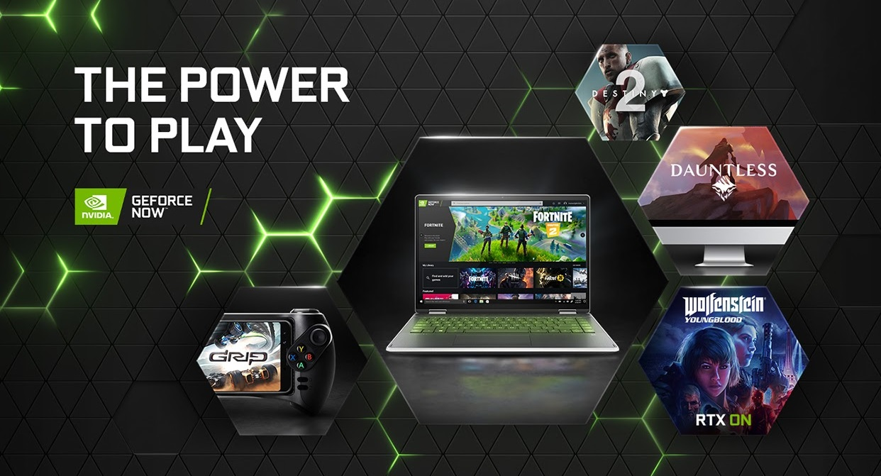 Cloud Computing: GeForce Now has a free option and a paid option for $5 a month.