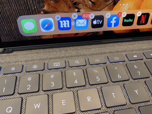 Hands-on: Logitech's iPad trackpad keyboards create $500 Apple laptops 8
