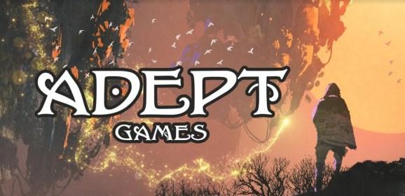 Author Digital and Super.com have started Adept Games.