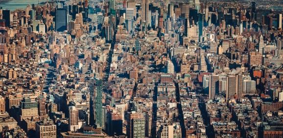 New York Manhattan borough